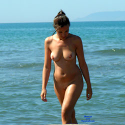 Yummy Body At The Beach Water - Big Tits, Brunette Hair, Exposed In Public, Firm Tits, Full Nude, Hard Nipple, Huge Tits, Large Breasts, Naked Outdoors, Nipples, Nude Beach, Nude In Nature, Perky Nipples, Shaved Pussy, Showing Tits, Water, Beach Pussy, Beach Tits, Beach Voyeur, Hairless Pussy, Hot Girl, Naked Girl, Sexy Body, Sexy Boobs, Sexy Figure, Sexy Girl, Sexy Legs , Brunette, Naked, Nude, Beach, Outdoor, Public, Big Tits, Nipples, Legs, Pussy, Sexy