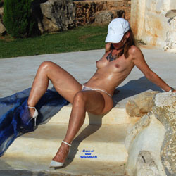 Nude and Seducing Vacation - Brunette Hair, Erect Nipples, Exposed In Public, Firm Tits, Heels, Long Legs, Nipples, Showing Tits, Small Tits, Topless, Sexy Body, Sexy Face, Sexy Figure, Sexy Girl, Sexy Legs, Sexy Panties , Nude In Pool, Heels, Pantie, Topless, Small Tits, Nipples, Legs