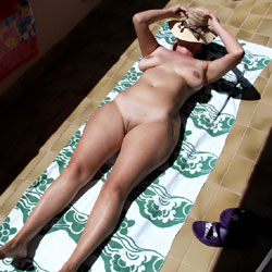 Naked Wife Under The Sun - Big Tits, Full Nude, Lying Down, Shaved Pussy, Hairless Pussy, Hot Girl, Hot Wife, Nude Wife, Sexy Body, Sexy Boobs, Sexy Figure, Sexy Legs, Sexy Wife, Wife Pussy, Wife/wives , Naked, Wife, Shaved Pussy, Big Tits, Flawless Legs