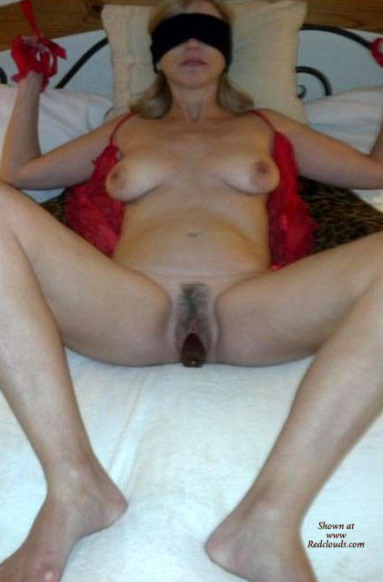 cock big wants She a