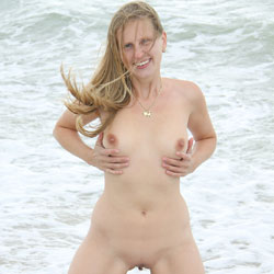 Bri On The Beach