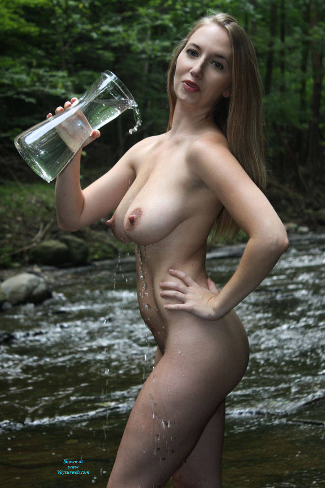 Pic #1My Salute To Daisy Duke - Firm Ass, Big Tits, Nature