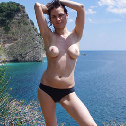 Big Tits On The Beach - Big Tits, Bikini, Brunette Hair, Huge Tits, Nipples, Nude Beach, Nude In Nature, Nude Outdoors, Perfect Tits, Showing Tits, Topless, Beach Voyeur, Sexy Body, Sexy Legs, Amateur , Amateur, Nude Beach, Outdoors, Brunette, Bikini, Topless, Big Tits, Legs