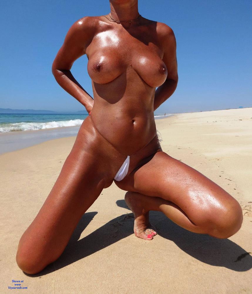 Pic #1New Bikinis - Beach, Big Tits