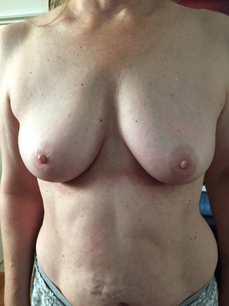 Pic #1Large tits of my wife - The Wife