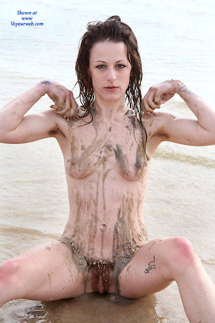 Sandy Body On The Beach - Brunette Hair, Exposed In Public, Full Frontal Nudity, Full Nude, Naked Outdoors, Nude In Nature, Showing Tits, Spread Legs, Beach Pussy, Beach Tits, Beach Voyeur, Sexy Body, Sexy Face, Sexy Figure, Sexy Legs , Brunette, Dirty Pussy, Girls In Mud, Body Full Of Mud, Horny Brunette, Naked