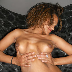 Curly Ebony's Firm Tits - Big Tits, Erect Nipples, Firm Tits, Full Nude, Hard Nipple, Huge Tits, Nipples, Perfect Tits, Red Lips, Short Hair, Showing Tits, Hot Girl, Sexy Boobs, Sexy Face, Ebony , Ebony, Naked, Curly Hair, Firm Tits, Erect Nipples