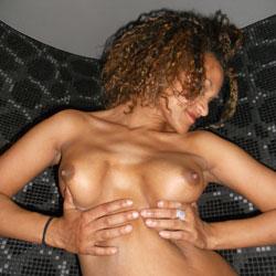 Curly Ebony's Firm Tits - Big Tits, Erect Nipples, Firm Tits, Full Nude, Hard Nipple, Huge Tits, Nipples, Perfect Tits, Red Lips, Short Hair, Showing Tits, Hot Girl, Sexy Boobs, Sexy Face, Ebony , Ebony, Naked, Curly Hair, Firm Tits, Erect Nipples