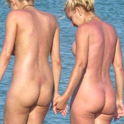 Sexy Nude Beach Ass - Beach
