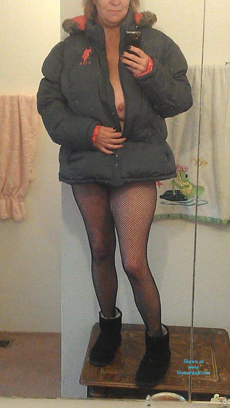 Pic #1Winter Chill - Big Tits, Lingerie