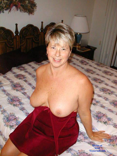 Debbie wife tits