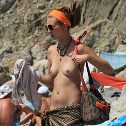 Beach Scenes II - Beach, Shaved
