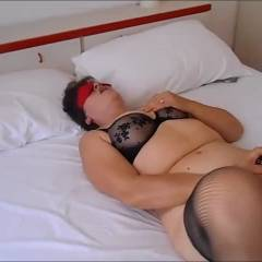 Isa Again - Big Tits, Brunette Hair, Masturbation, Sexy Lingerie, Toys , New Video..