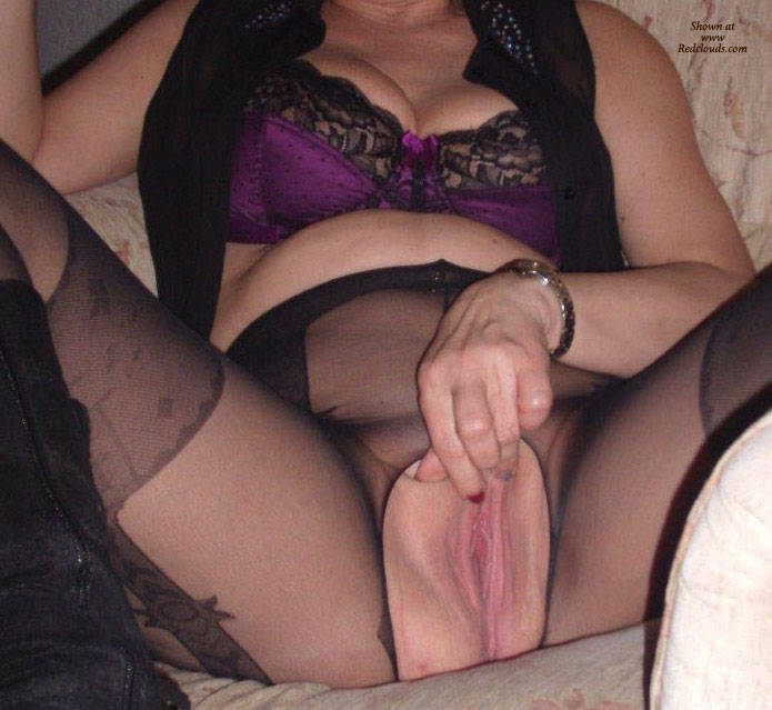 Pic #1Home With Hubby Partying - Close-ups, Lingerie, Wife/wives