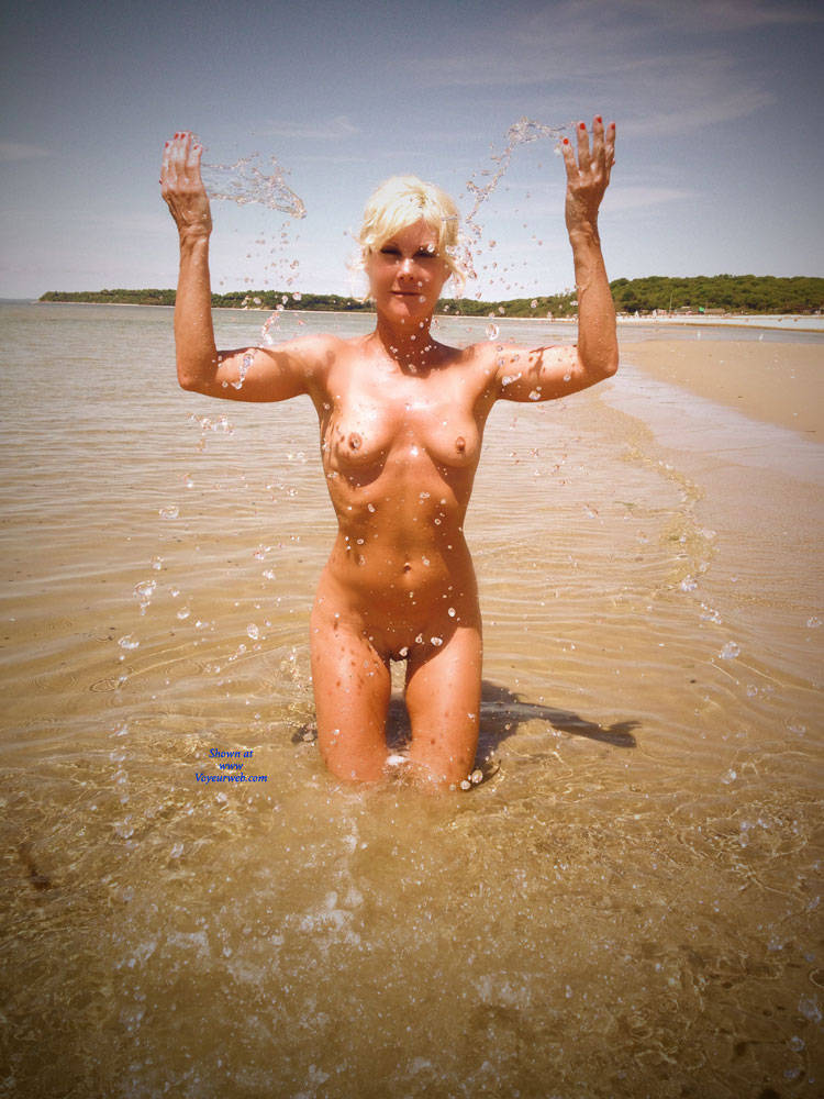 Wet Blonde At The Beach Water - Big Tits, Blonde Hair, Firm Tits, Full Nude, Naked Outdoors, Nipples, Nude Beach, Nude In Nature, Perfect Tits, Shaved Pussy, Short Hair, Showing Tits, Beach Pussy, Beach Tits, Beach Voyeur, Naked Girl, Sexy Body, Sexy Boobs, Sexy Figure, Sexy Girl, Sexy Legs , Blonde Girl, Wet, Naked, Water, Beach, Big Tits, Shaved Pussy