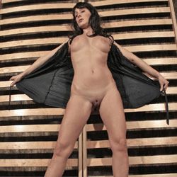 Just For....... - Big Tits, Brunette, High Heels Amateurs, Lingerie, Shaved