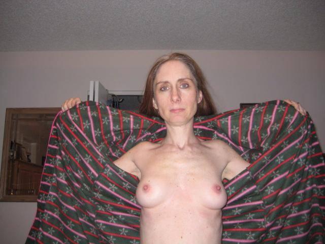 My ex wife boobs