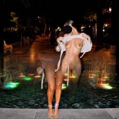 A Lovely Night To Ibiza - Blowjob, Brunette