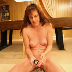 RC Finds Her Own Pocket And Sinks The 8 Ball