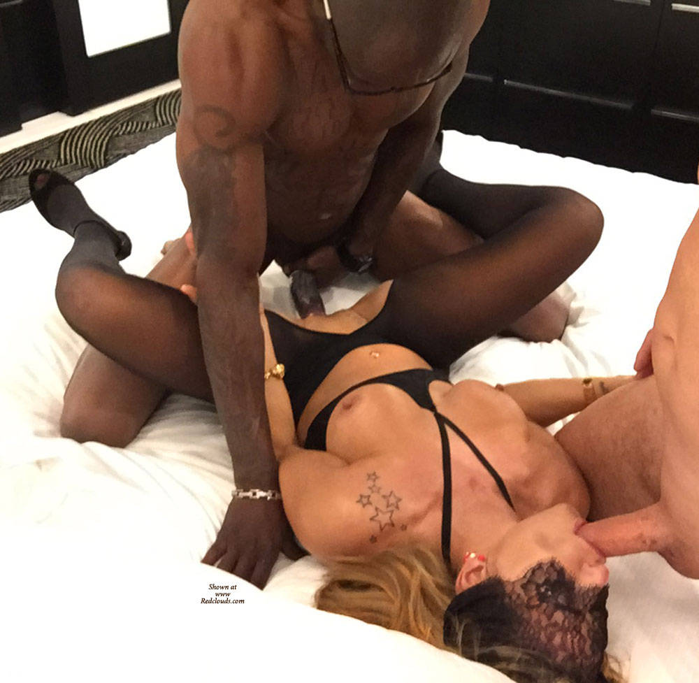 Pic #1BBC - Shaved, Pussy Fucking, Penetration Or Hardcore, Big Tits, Interracial