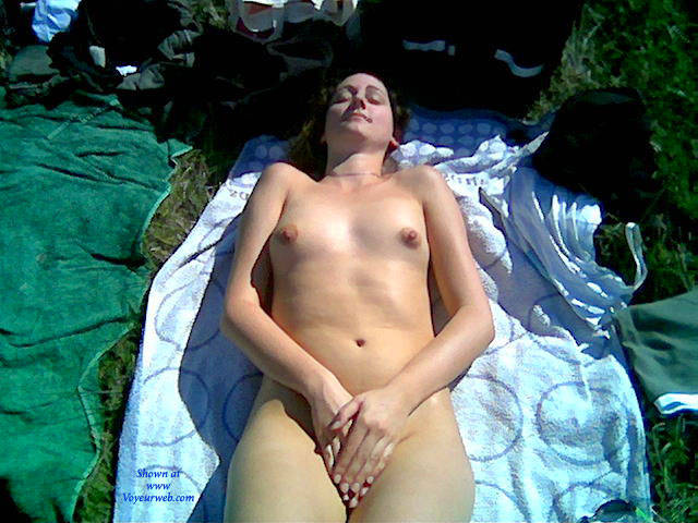 Teen girl nackt am see