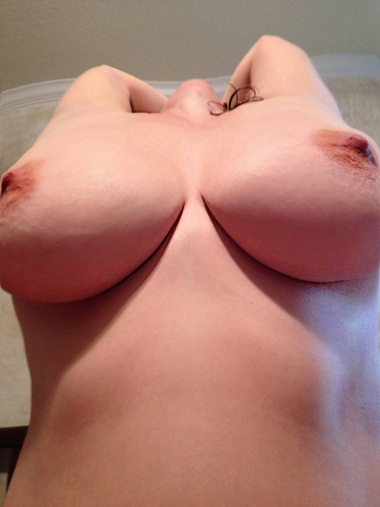 Pic #1Very large tits of my wife - My wife