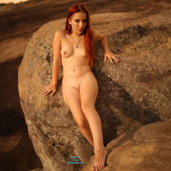 Naked Redhead On The Rocks - Erect Nipples, Exposed In Public, Full Nude, Naked Outdoors, Nipples, Nude In Nature, Nude Outdoors, Perfect Tits, Redhead, Shaved Pussy, Showing Tits, Hairless Pussy, Sexy Body, Sexy Boobs, Sexy Figure, Sexy Girl, Sexy Legs , Redhead, Naked, Outdoor, Nature, Big Tits, Shaved Pussy