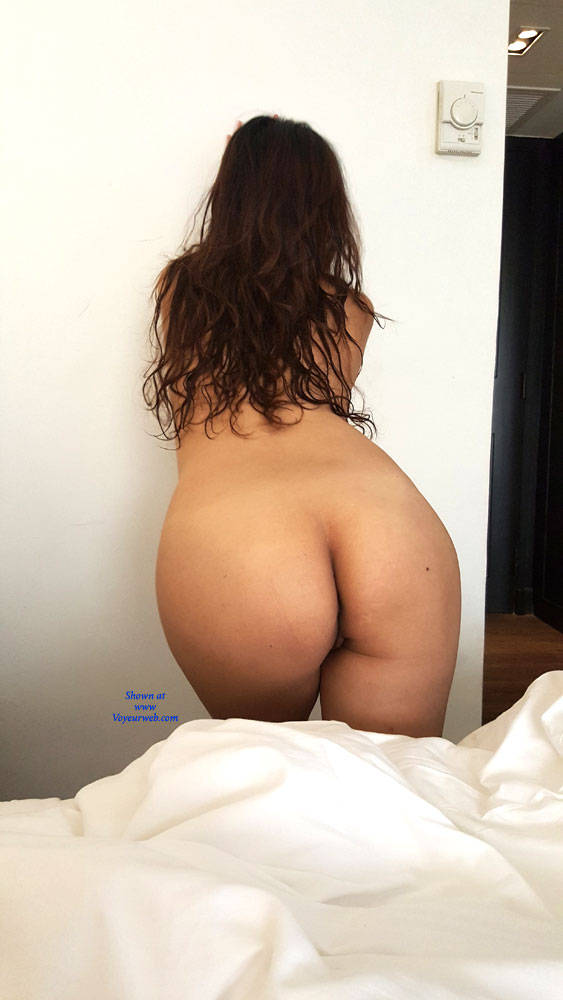 Pic #1NaughtyAsianWife In Hotel - Brunette, Firm Ass, Wife/wives