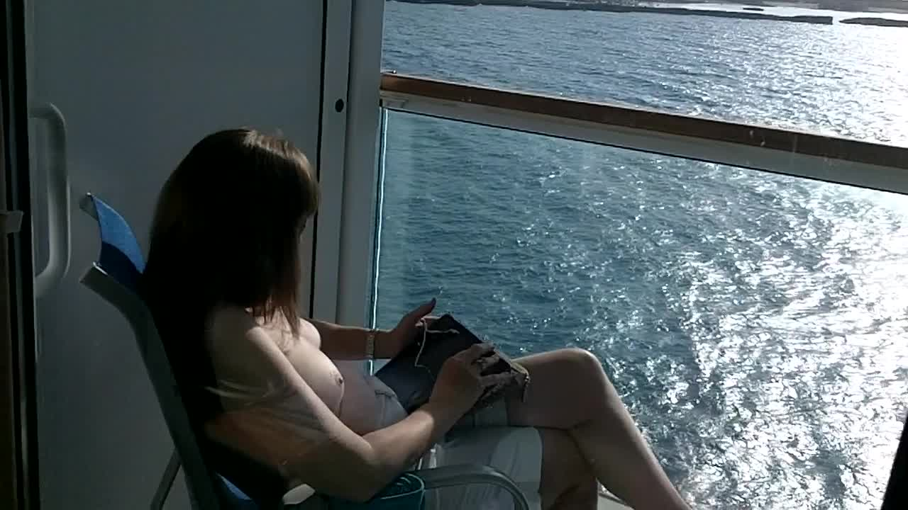 nude girl cruise ship