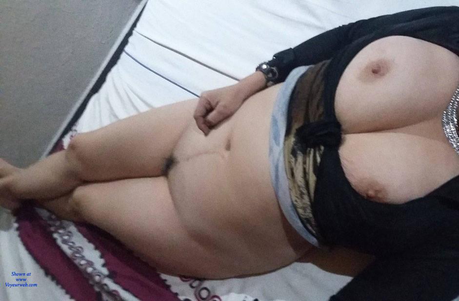 Pic #1My Busty Girlfriend - Big Tits, Gf, Bush Or Hairy