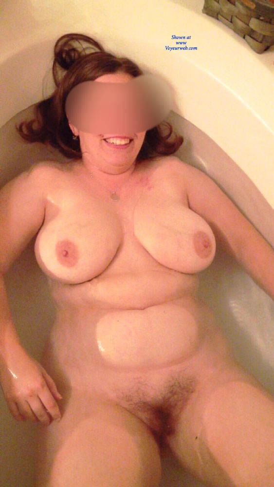 My wifes massive tits