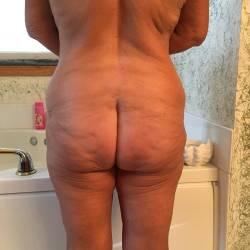 My wife's ass - wild grandma