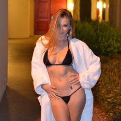 Late Nite Fun At The Hotel Pool