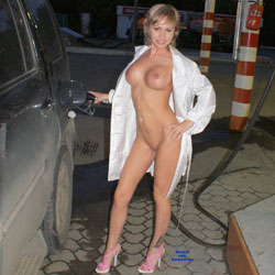 Sweet Pussy - Big Tits, Flashing, High Heels Amateurs, Public Exhibitionist, Public Place, Shaved