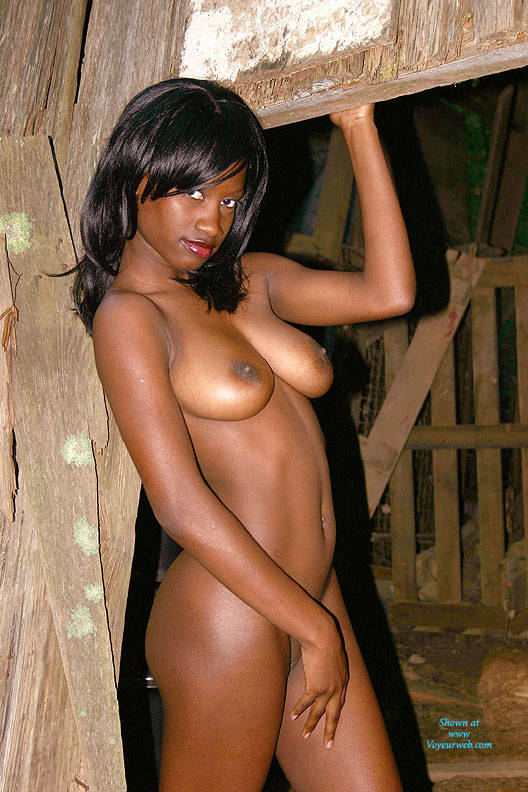 Ebony black naked voyeur amateur galleries