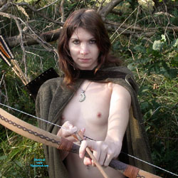 Fantasy III - Nude In Public, Small Tits , Nude, Naked, Slut, Horny, Outdoors