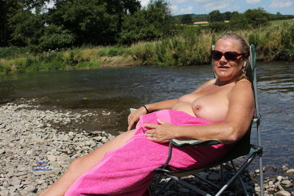 Pic #1Fishing Lakes Next Day - Big Tits
