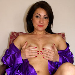 Anna In Her Seducing Sitting Pose - Brunette Hair, Chair, Erect Nipples, Nipples, Shaved Pussy, Showing Tits, Spread Legs, Sexy Legs , Chair, Anna, Nude, Brunette, Pussy, Nipples, Sexy Legs