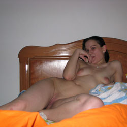 Naked Simone On Bed - Bed, Big Tits, Brunette Hair, Full Nude, Lying Down, Naked In Bed, Nipples, Perfect Tits, Shaved Pussy, Spread Legs, Sexy Body, Sexy Girl, Sexy Legs, Penetration Or Hardcore, Pussy Fucking , Naked, Nude, Bed, Simone, Tits, Pussy