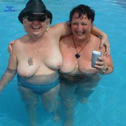 Vacation - Beach Voyeur, Big Tits