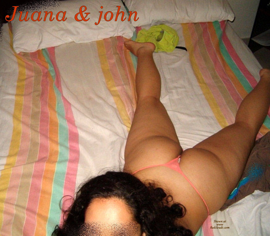Pic #1Juana Fucked Wearing Pink Thongs - Penetration Or Hardcore, Pussy Fucking
