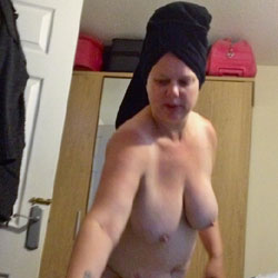 Chubby Blonde - Big Tits, Bbw