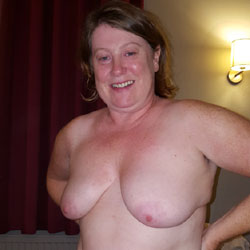 Caroline At Home - Big Tits