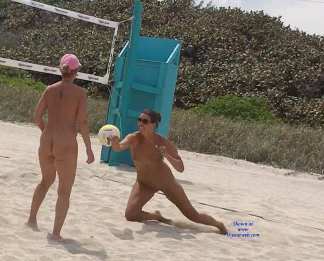 Pic #1Beach Volleyball Babe - Beach, Outdoors