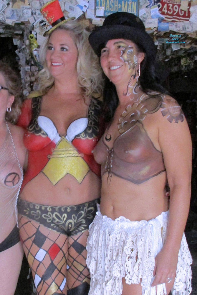 Pic #1FantasyFest 2016 Part 2 - Big Tits, Outdoors, Costume