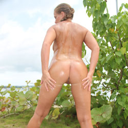 SBK's Sexy Ass - Beach, Outdoors, Wife/wives, Firm Ass