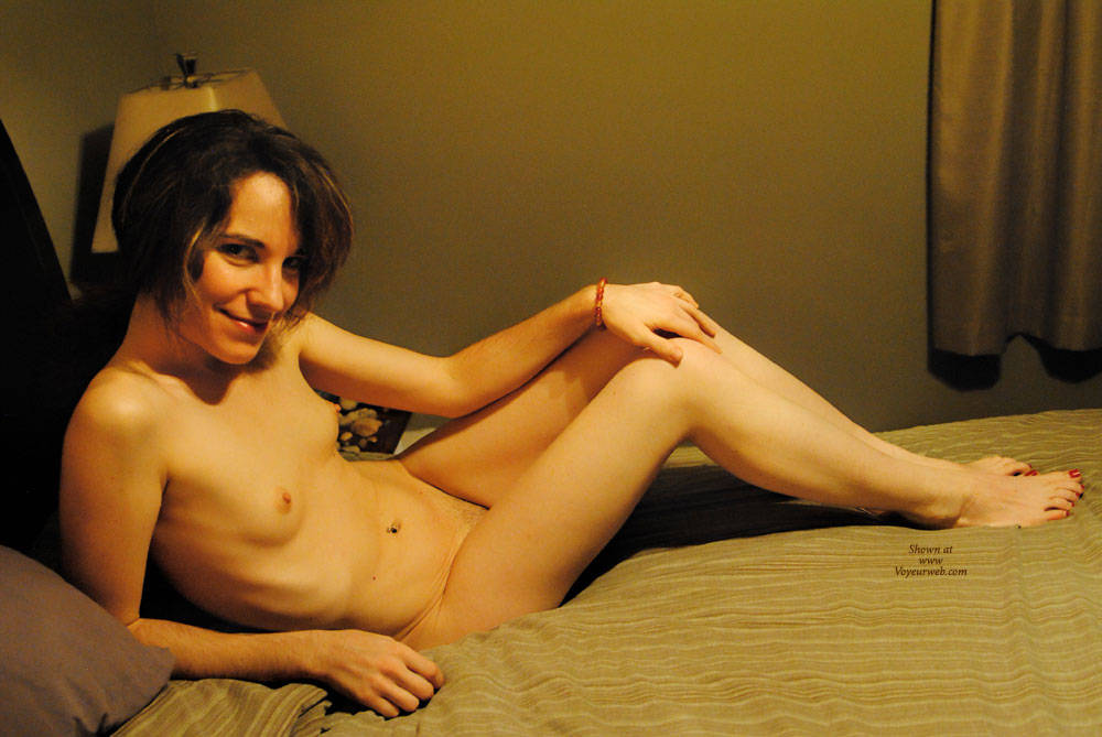 Bedtime - Brunette Hair, Small Tits, Sexy Ass , Naked, Nude, Teen Slut, Horny Teens, Small Tits