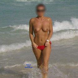 Punta Cana - Beach, Big Tits, Outdoors