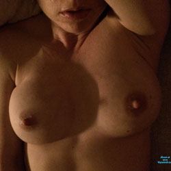 Nipple Photoshoot  - Big Tits, Wife/wives