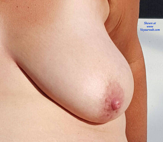 Pic #1 Sexy BBW Wife - Outdoors, Big Tits, Bbw, Wife/wives